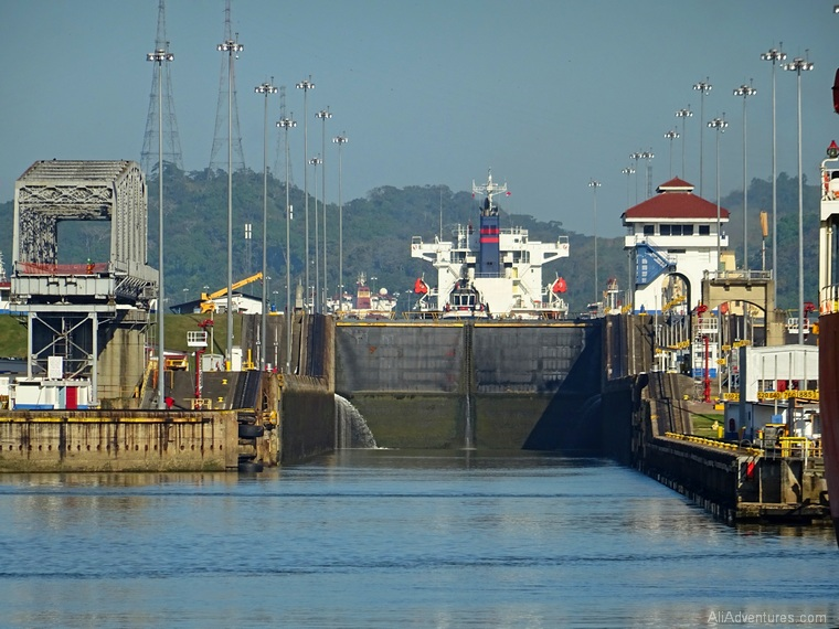 things to do in Panama City - Panama Canal full transit