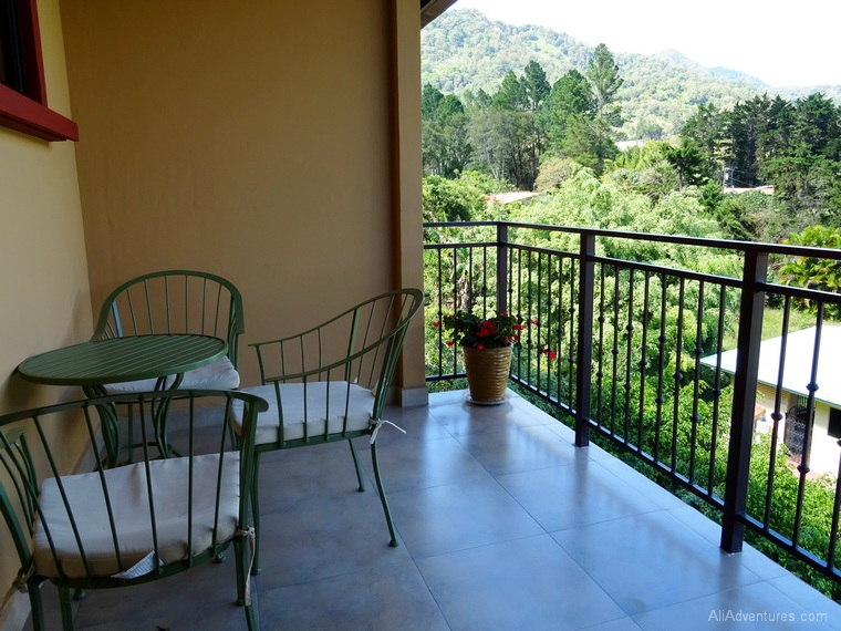 where to stay in Boquete Panama