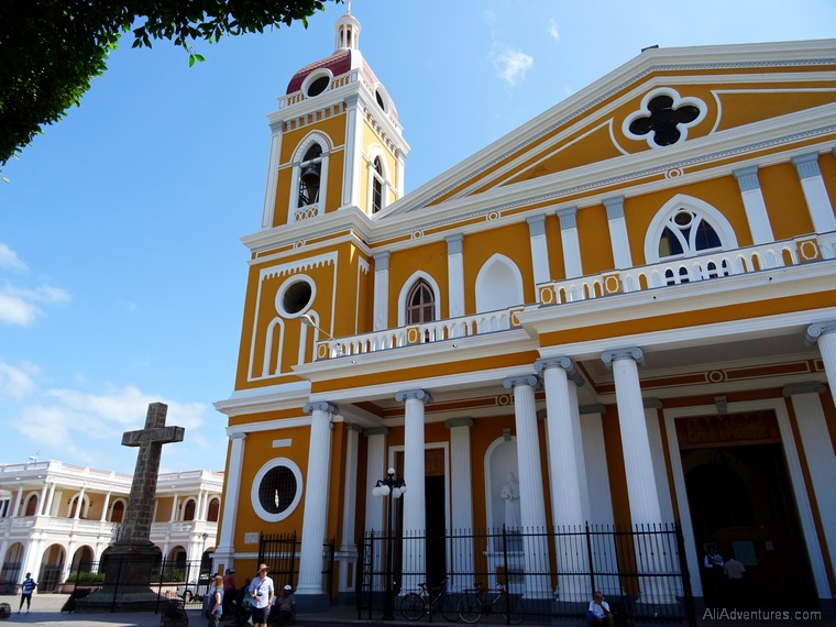 Exploring Granada, Nicaragua