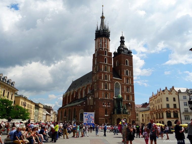 things to do in Krakow, Poland - explore Old Town