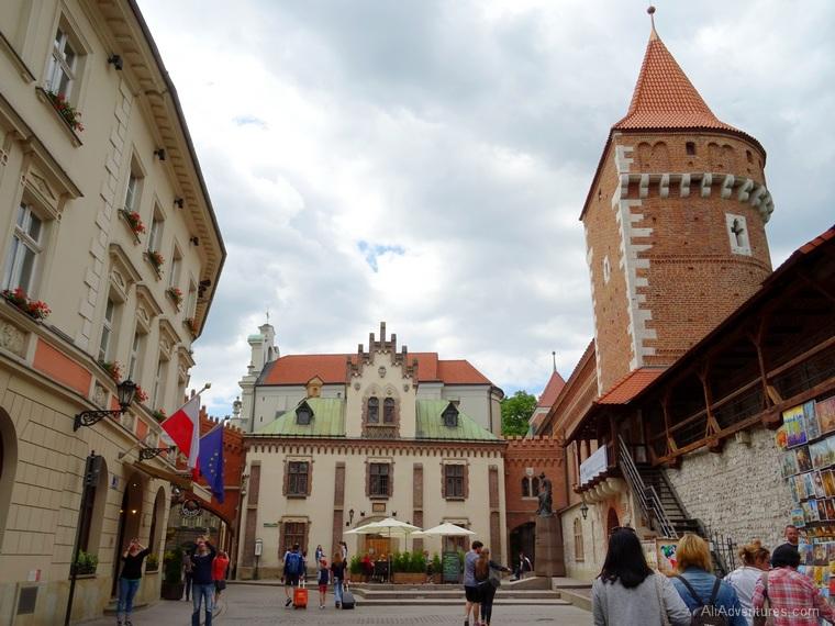 Krakow Old Town Poland