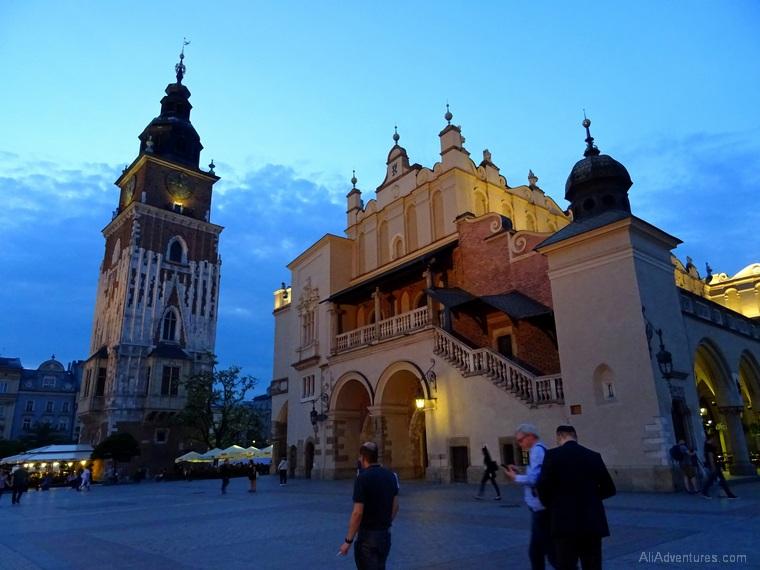 Krakow Old Town Poland - what to do in Krakow
