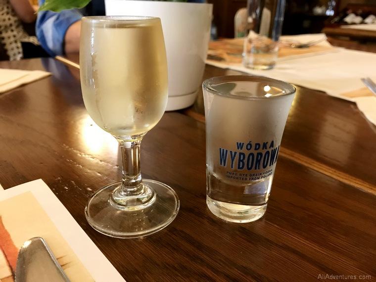 things to do in Krakow, Poland - vodka tour