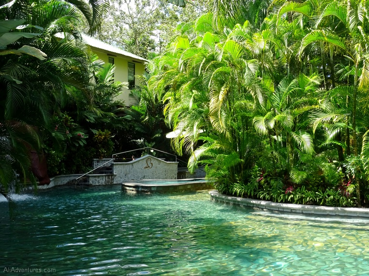 where to stay in La Fortuna, Costa Rica - Baldi Hot Springs Resort