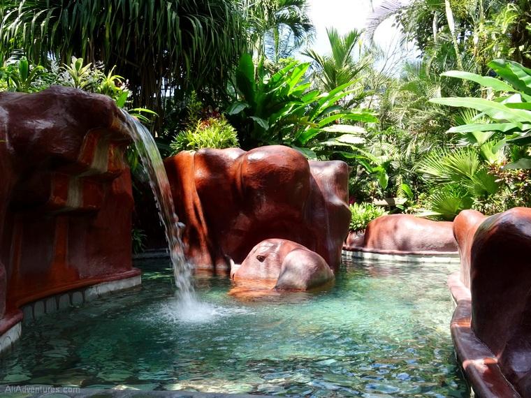 3 days in La Fortuna, Costa Rica - Baldi Hot Springs Resort