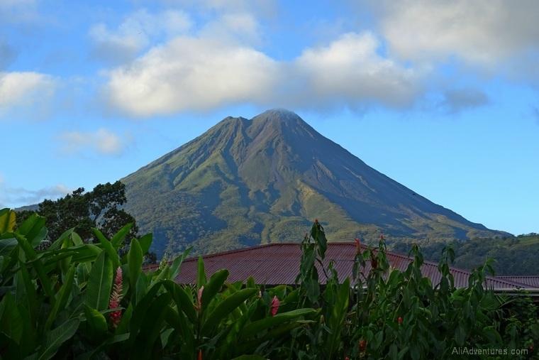 3 days in La Fortuna, Costa Rica - Arenal volcano