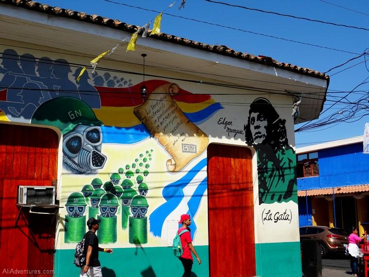 Leon Nicaragua Revolution Tour