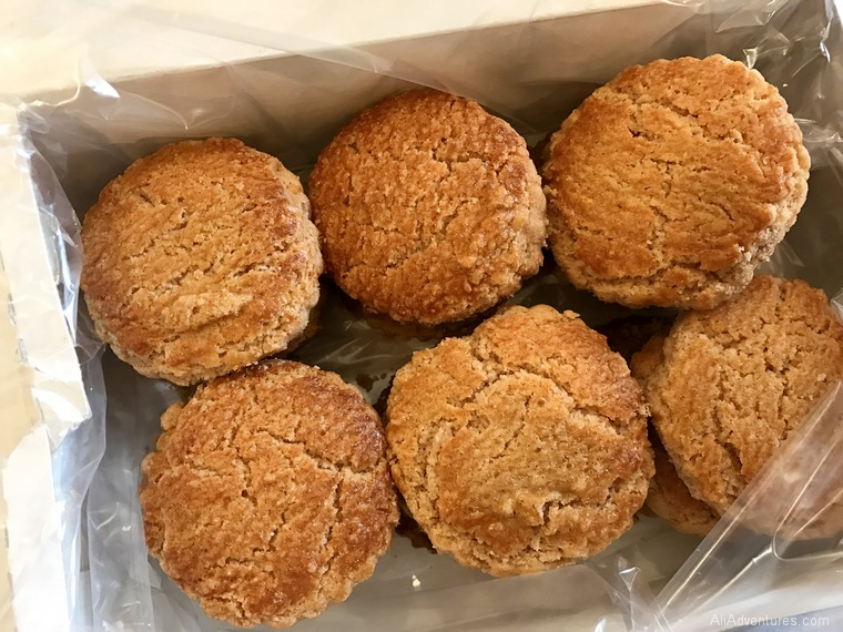 visiting Madrid, Toledo, and Salamanca - how to find nun cookies in Madrid