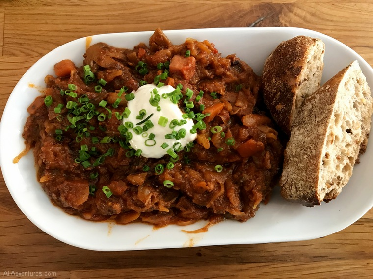 Polish food in Berlin - international restaurant project