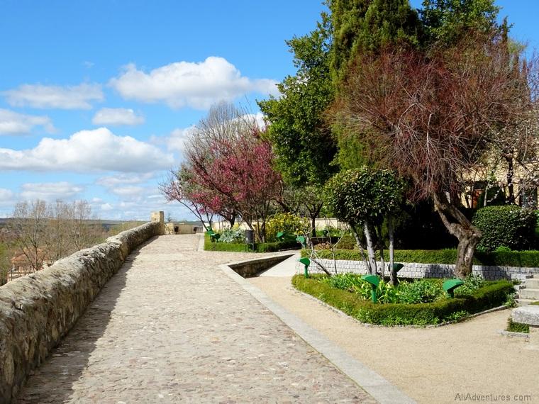 Salamanca park