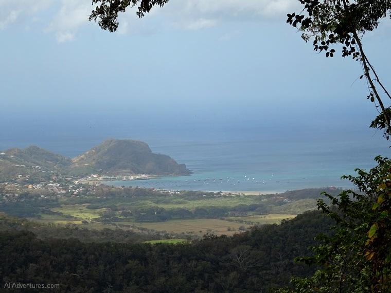 San Juan del Sur, Nicaragua view from hotel