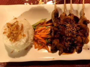 Berlin International Restaurant Project: Turkey and Indonesia