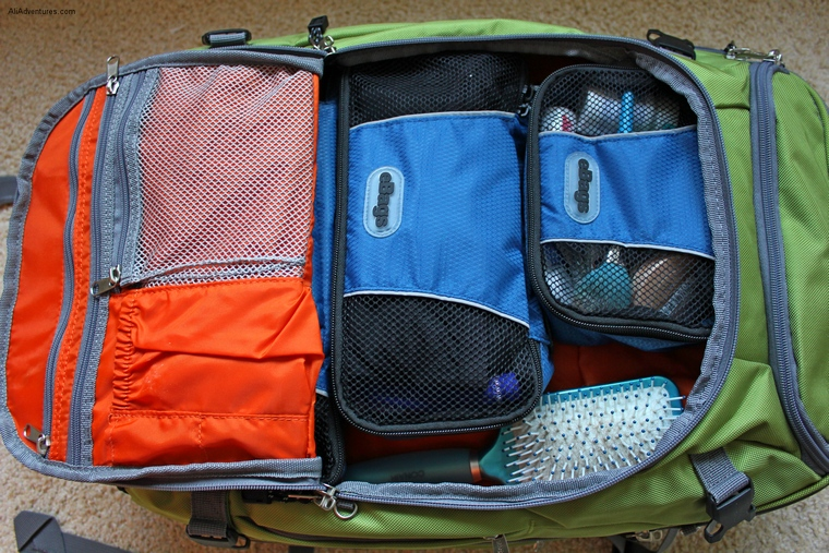 Review Ebags Mother Lode Weekender And Slim Packing Cubes